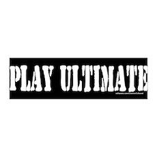 PLAY ULTIMATE 36x11 Wall Peel