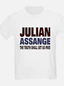 Julian Assange T-Shirt