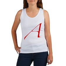 Atheist 'A' Women's Tank Top