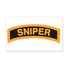 Sniper Tab 20x12 Wall Peel