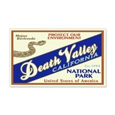 Death Valley (Rattlesnake) 20x12 Wall Peel