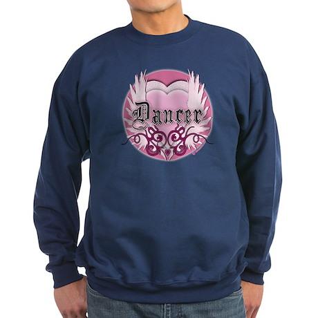 Dancer with Heart by DanceShirts.com Sweatshirt (d