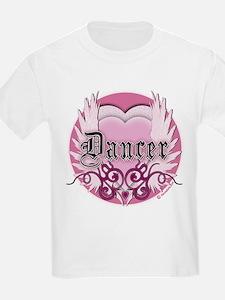 Dancer with Heart by DanceShirts.com T-Shirt