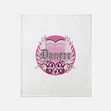 Dancer with Heart by DanceShirts.com Stadium Blan