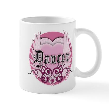 Dancer with Heart by DanceShirts.com Mug