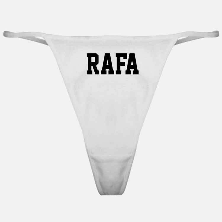 Rafa Classic Thong