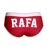 Rafael nadal Ladies Boy Shorts