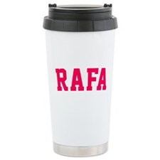 Rafa Travel Coffee Mug