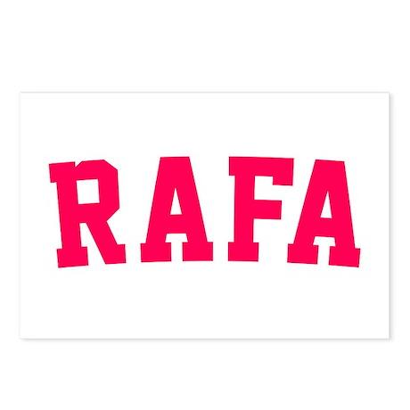 Rafa Postcards (Package of 8)