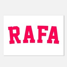 Rafa Postcards (Package of 8)