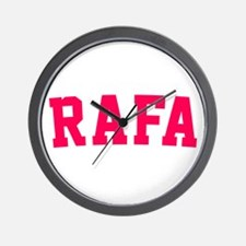 Rafa Wall Clock
