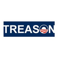 Treason 36x11 Wall Peel