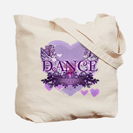 Dance Forever by DanceShirts.com Tote Bag
