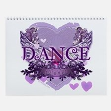 Dance Forever by DanceShirts.com Wall Calendar