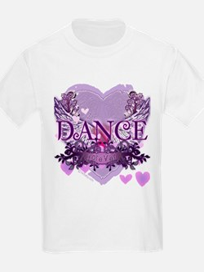 Dance Forever by DanceShirts.com T-Shirt