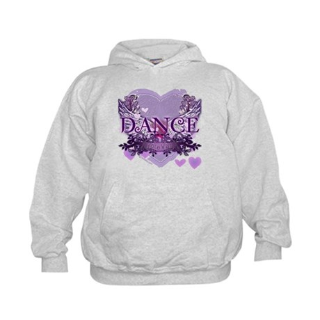 Dance Forever by DanceShirts.com Kids Hoodie