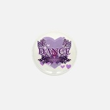 Dance Forever by DanceShirts.com Mini Button (10 p