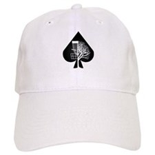 Wayne Disc Golf Baseball Cap