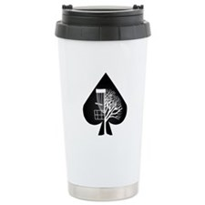 Wayne Disc Golf Travel Mug