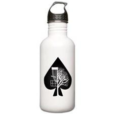 Wayne Disc Golf Water Bottle