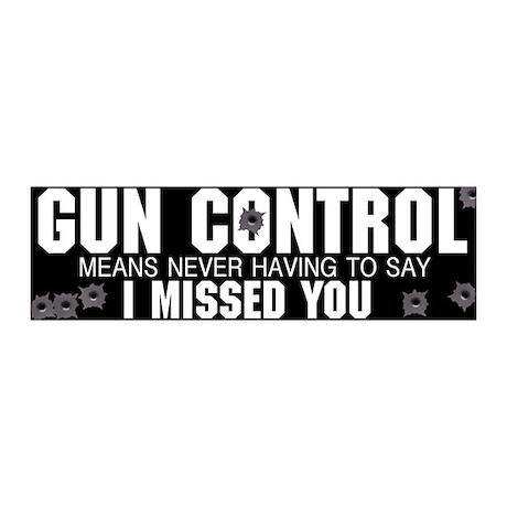 Gun Controls Means