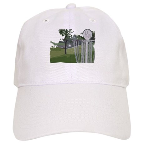 Lapeer Disc Golf Cap