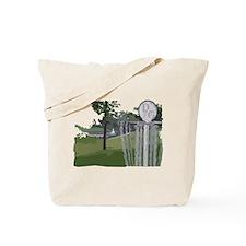 Lapeer Disc Golf Tote Bag