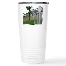 Lapeer Disc Golf Travel Mug