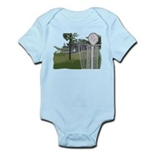Lapeer Disc Golf Infant Bodysuit