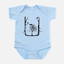 Macomb Disc Golf Infant Bodysuit