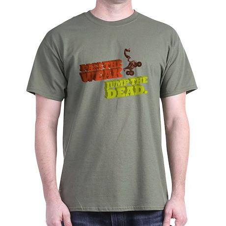 PASS THE WEAK Dark T-Shirt