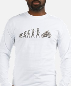 CAFE RACER EVOLUTION Long Sleeve T-Shirt