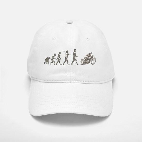 CAFE RACER EVOLUTION Baseball Baseball Cap