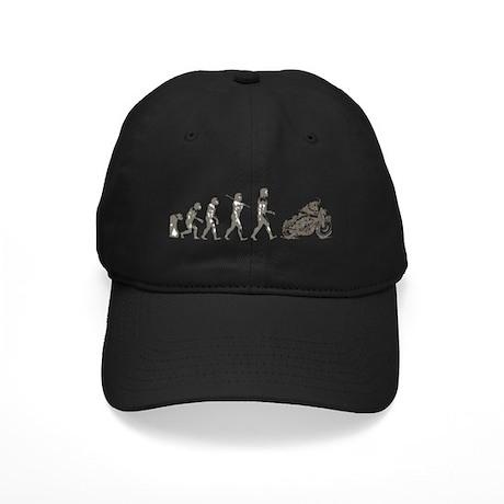 CAFE RACER EVOLUTION Black Cap