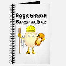 Eggstreme Geocaching Journal