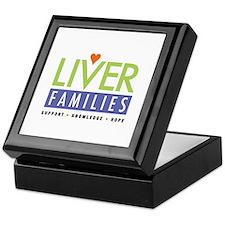 Liver Families Keepsake Box