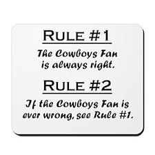 Cowboys Mousepad