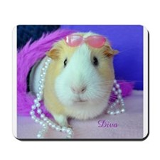 What a Diva! Mousepad