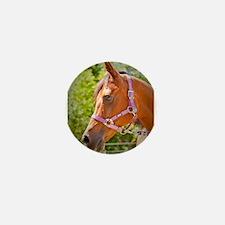 Horse Mini Button