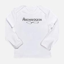 Archaeology Long Sleeve Infant T-Shirt