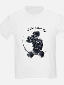 Black Schnazuer IAAM T-Shirt