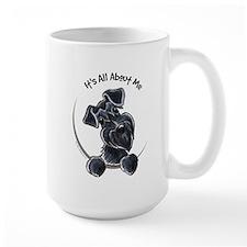 Black Schnazuer IAAM Mug