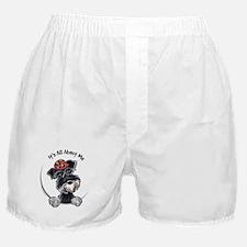 Boy Schnauzer IAAM Boxer Shorts