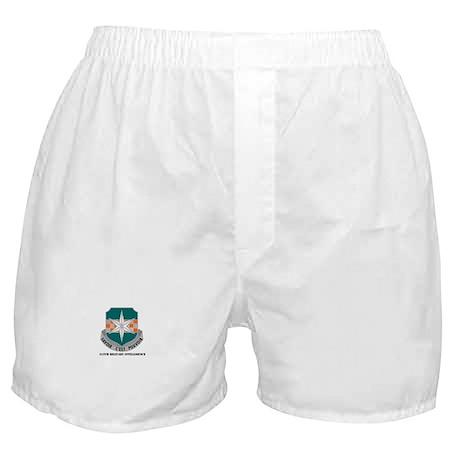 313th Military Intelligence Boxer Shorts