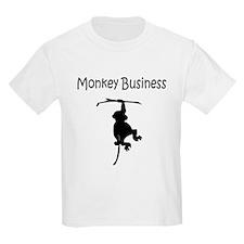 Monkey Business Kids T-Shirt