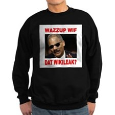 SOMEBODY CLUE HIM IN Sweatshirt