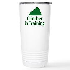 Climber in Training Travel Mug