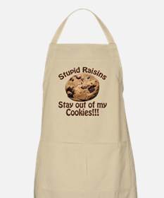 Stupid Raisins Apron