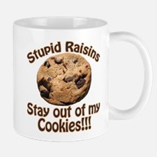 Stupid Raisins Mug