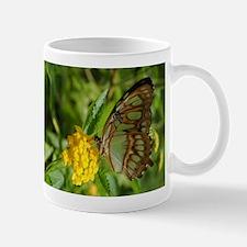 Pair of Malachite Butterflies Mug